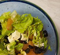Alkaline-salad